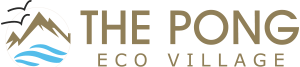 The Pong Eco Village Logo