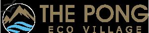 The Pong Eco Village Logo