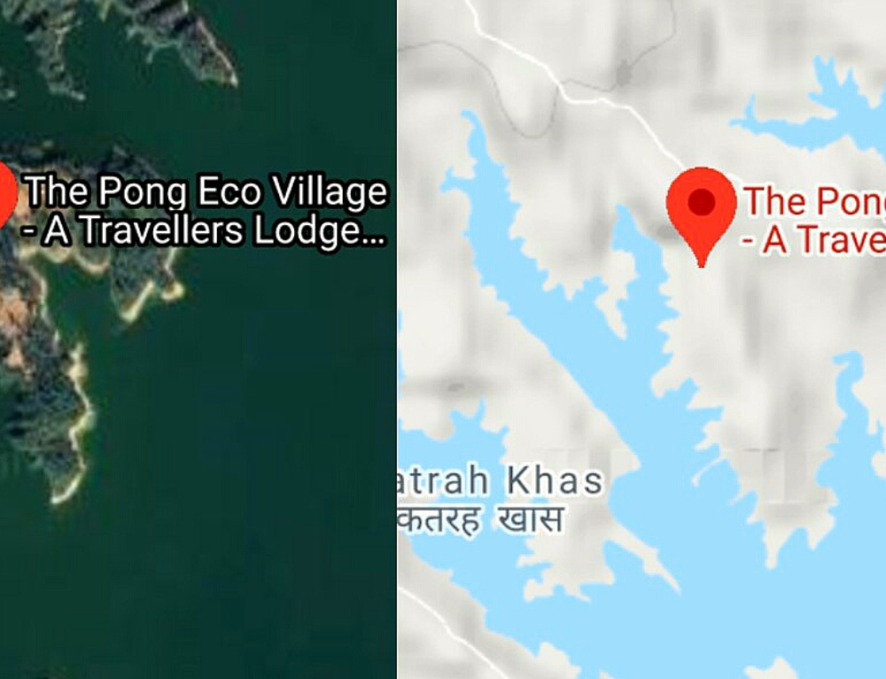 How To Reach The Pong Eco Village