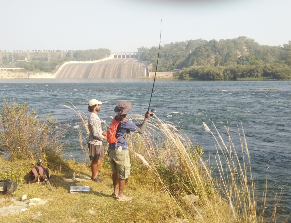 Angling and Fishing in Himachal