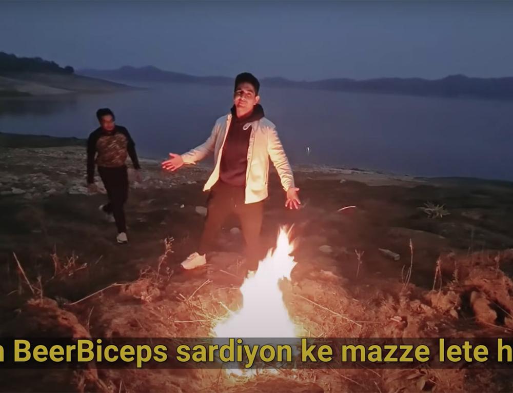 """youtuber """"Beerbiceps"""" aka Ranveer Allahabadia"""